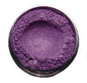 lilac beauty mica powder