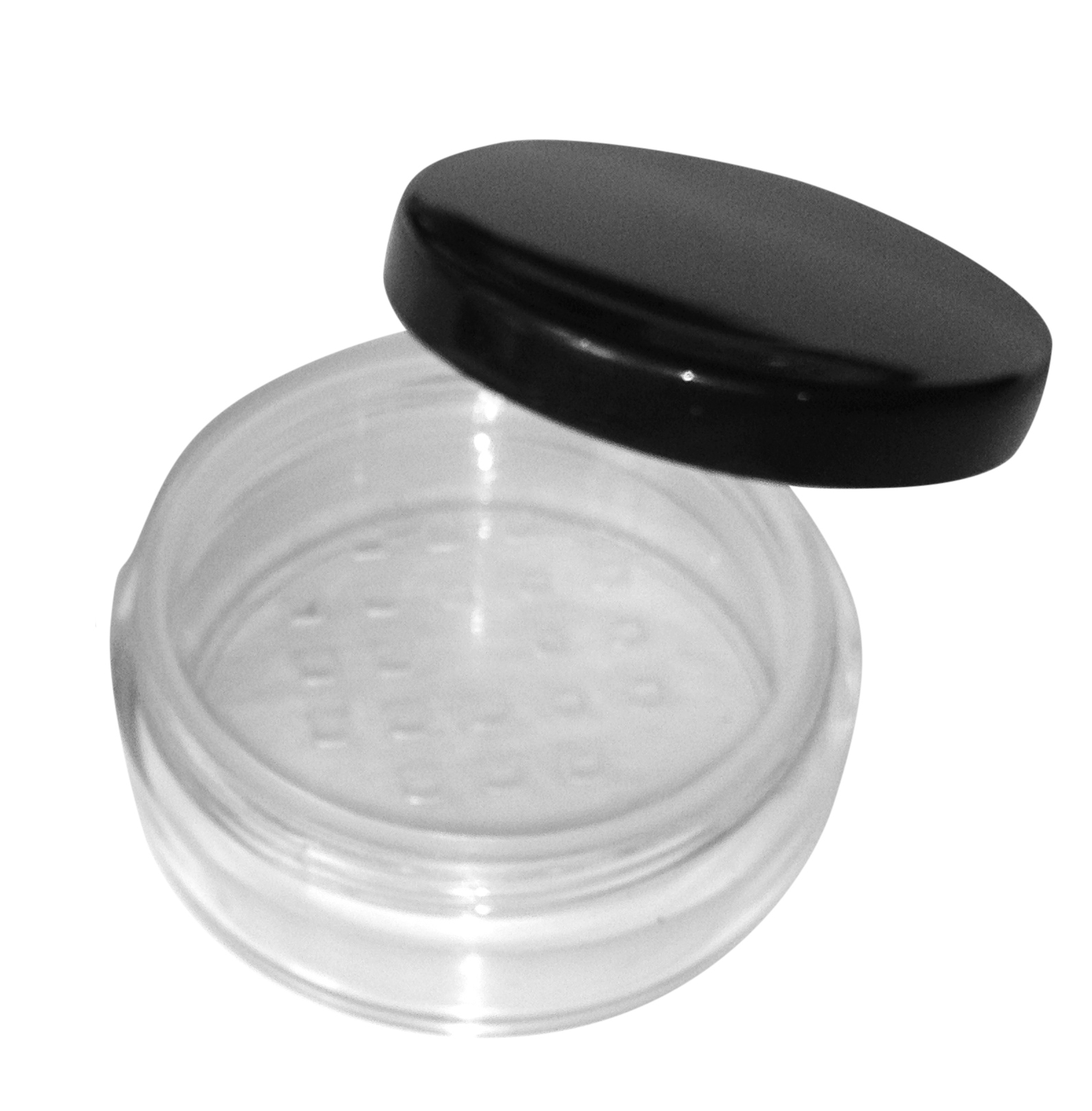 20ml empty cosmetic sifter jar