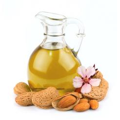 sweet almond oil,happy olive