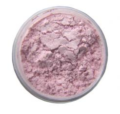 baby pink mica