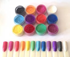 rainbow nail additives