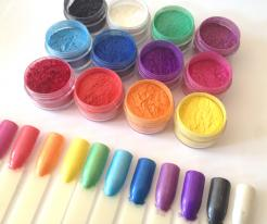 rainbow nail additives 12