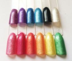 bling it on nail additives